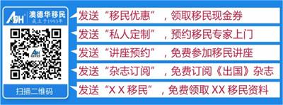 【澳德华快讯】2015中国投资移民有哪些动向?
