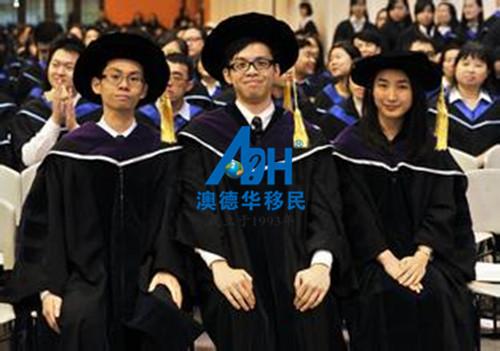 这就是香港的教育制度