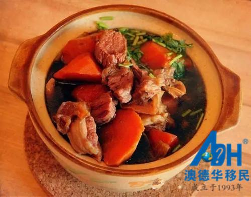 香港的十大特色小吃